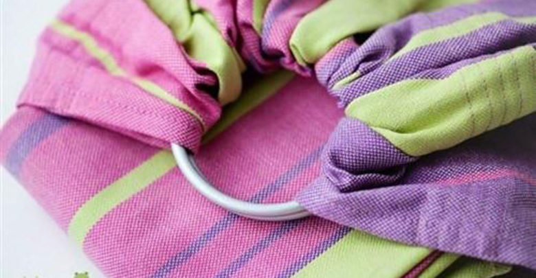 Photo of Little Frog Ring Sling Review (Baby)