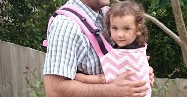 "Photo of Dad's Babywearing – ""Real Men"" Wear Their Babies"
