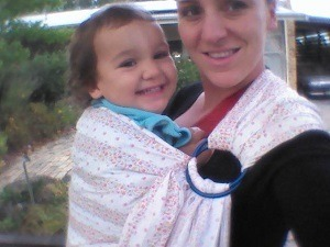 Photo of Budget Friendly Babywearing