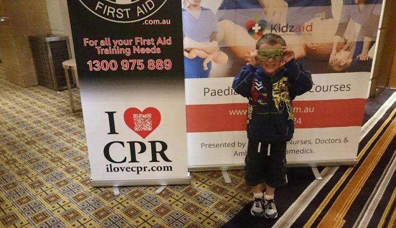 Photo of KidzAid CPR Challenge