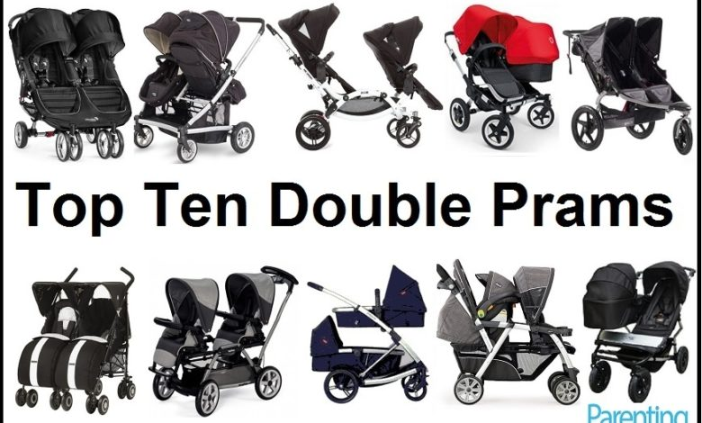 Photo of Top Ten Double Prams – Find Your Perfect Pram