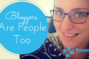 bloggers are people too