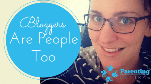 Photo of Bloggers Are People Too