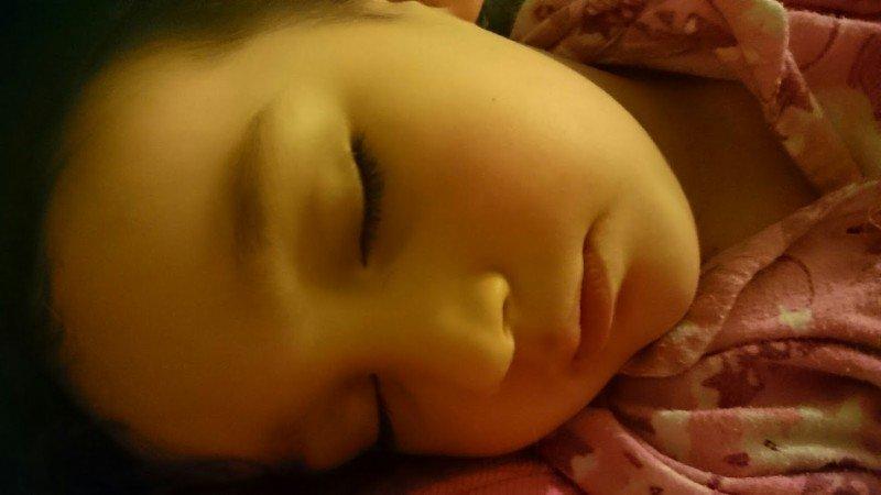 Boob Induced Sleep