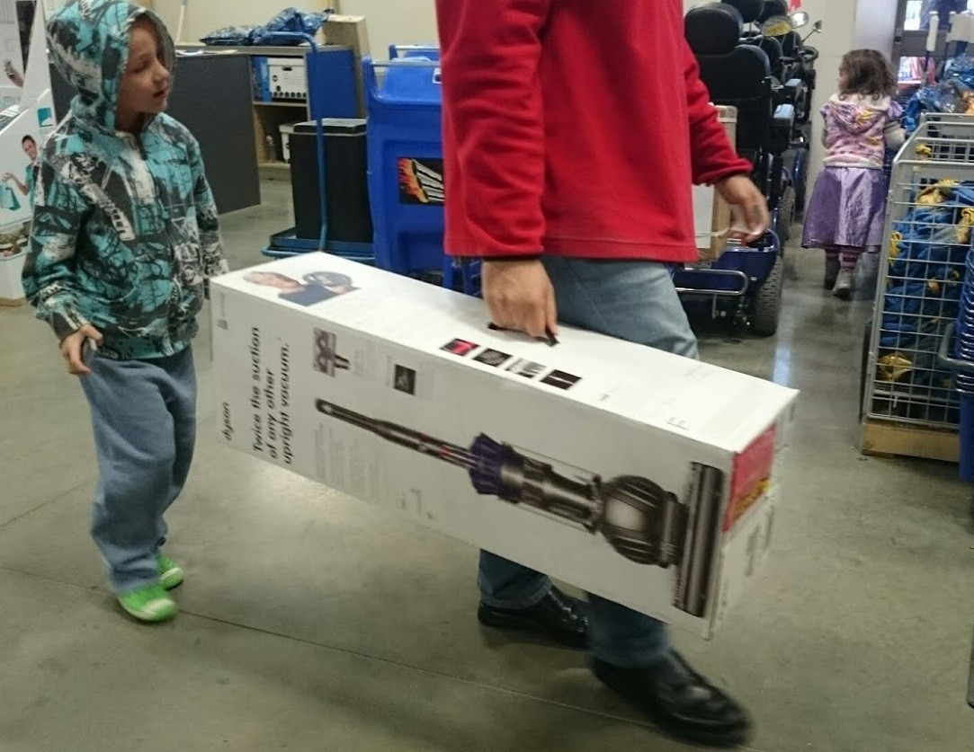 buying the dyson