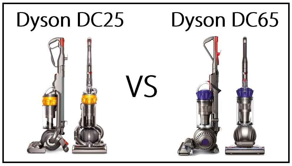 dyson dc65 vs dc25