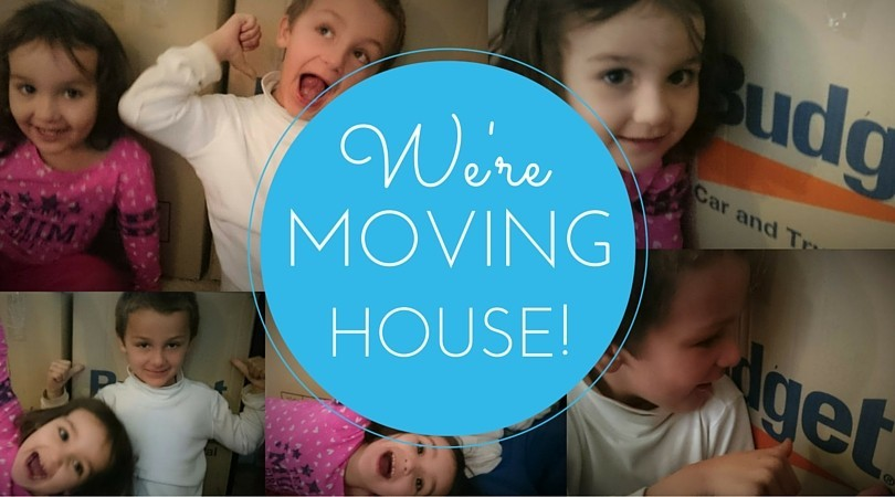 Photo of We're Moving House