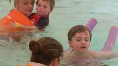 Photo of In The Deep End – Learning to swim