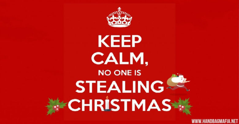 Photo of No One Is Stealing Christmas