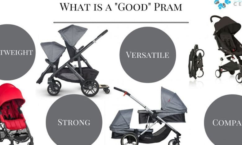 Photo of What Makes A Good Pram