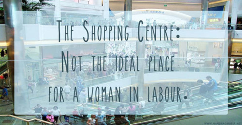 Photo of When Labour Started – At The Shops