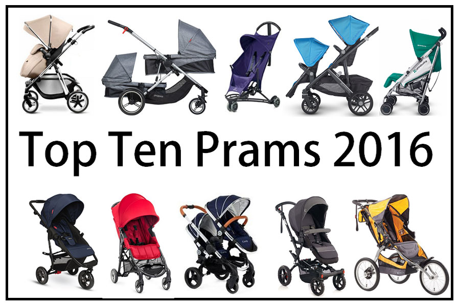 Photo of Top Ten Prams 2016