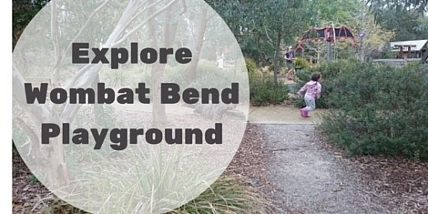 Wombat Bend Playground in Templestowe