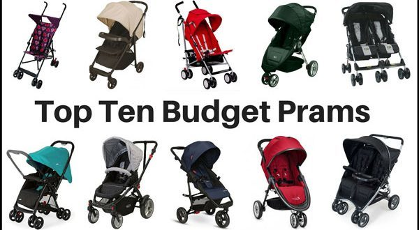 Top Ten Cheap Prams