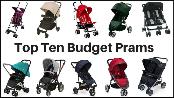Photo of Top Ten Cheap Prams