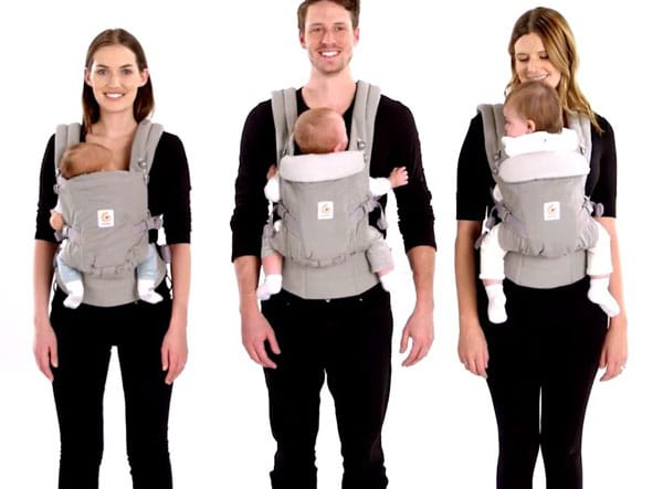 Best-Baby-Carriers-for-Beginners-ergobaby-adapt