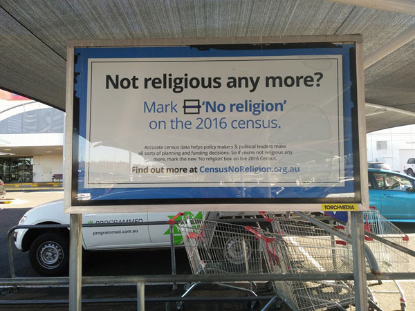 Photo of Census and Religion – Just Mark The Right Box