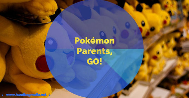 Photo of Pokemon Parents, GO!