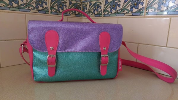 Photo of Smash Sparkly Satchel Bag Review