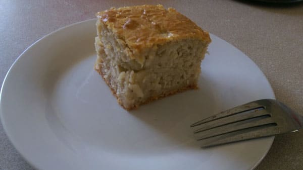 Photo of Sugar Free Banana Cake (Also Dairy Free!)