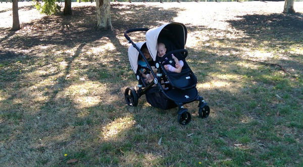 babybee prams Comet Duo Review