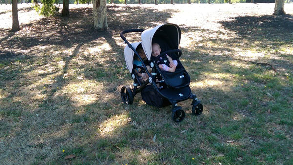 Photo of babybee prams Comet Duo Review
