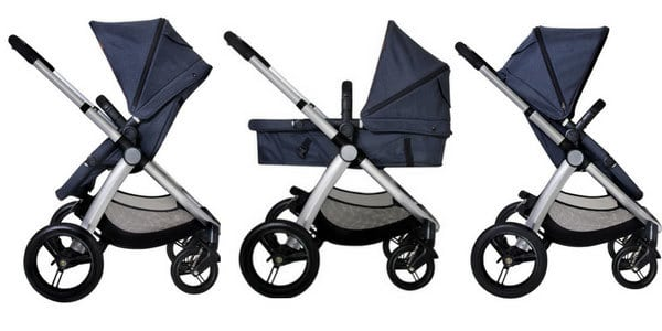 best pram mountain buggy cosmopolitan
