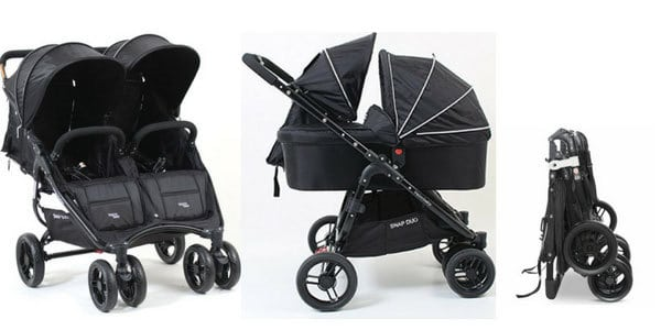 best pram valcobaby snap duo