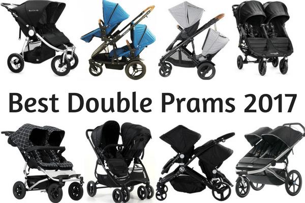 best double prams 2017