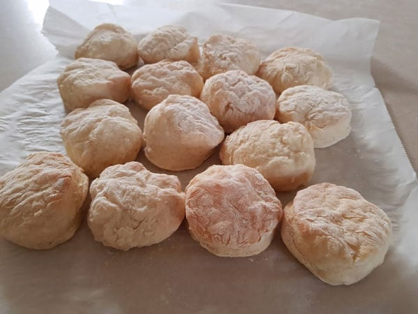 Photo of How To Make Lemonade Scones Without Cream