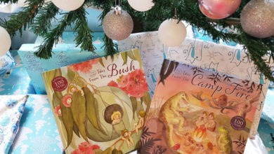 Photo of May Gibbs Gumnut Babies Books Review + GIVEAWAY!
