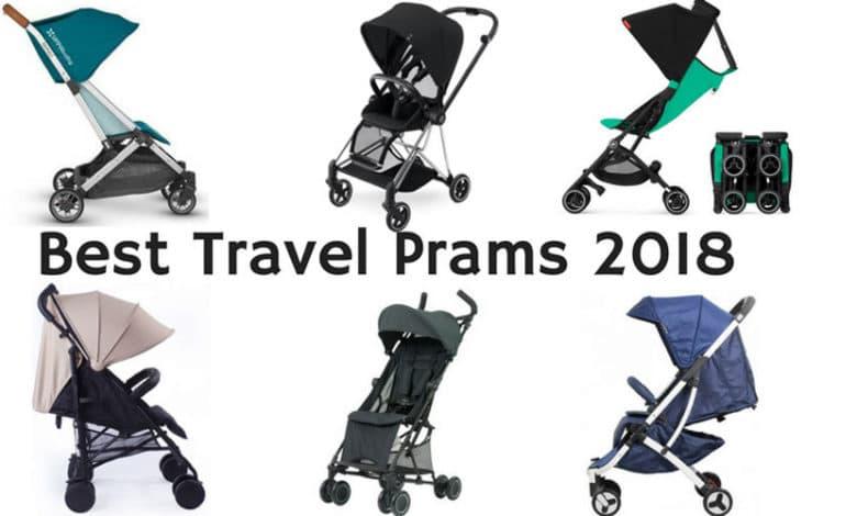 Photo of Best Travel Prams 2018 – Best Compact Prams