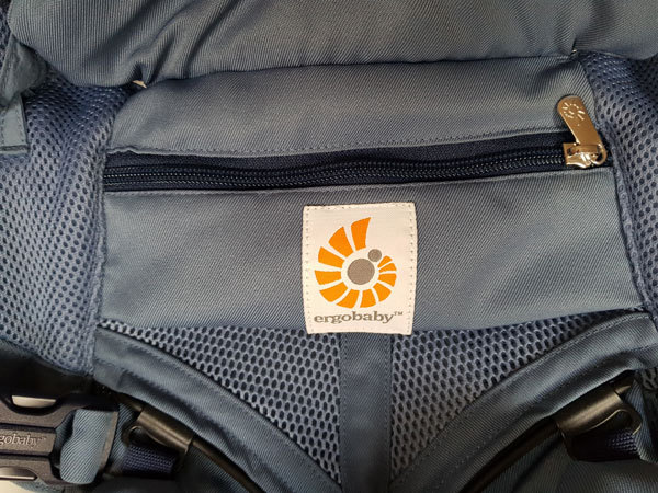 Omni 360 Cool Air Mesh hood pocket