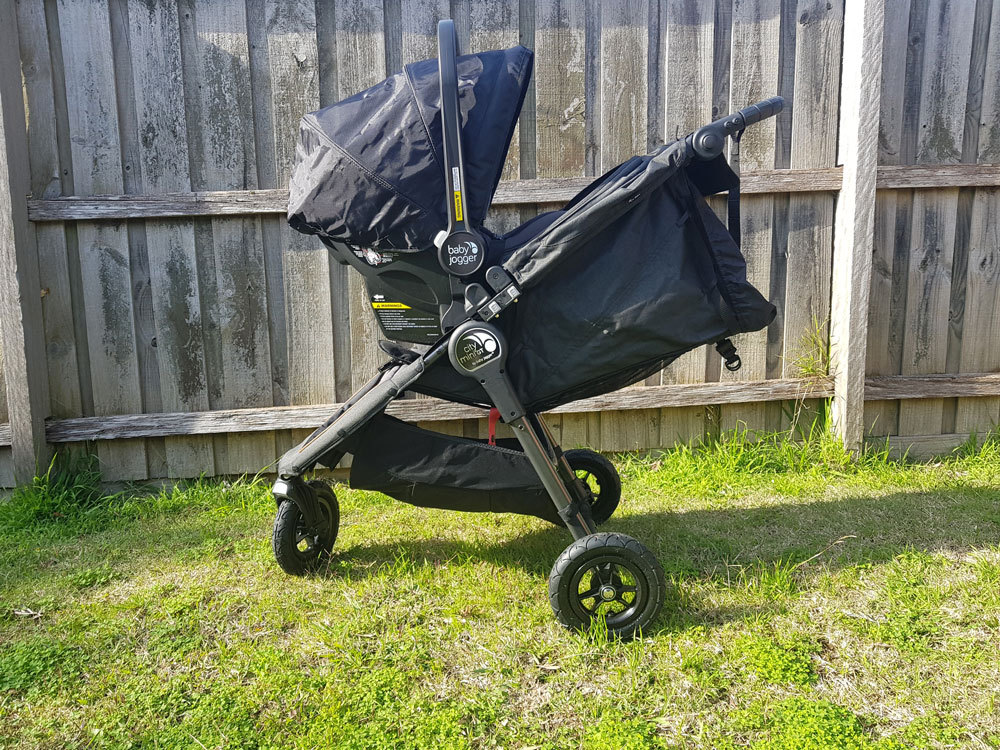 baby jogger go baby capsule