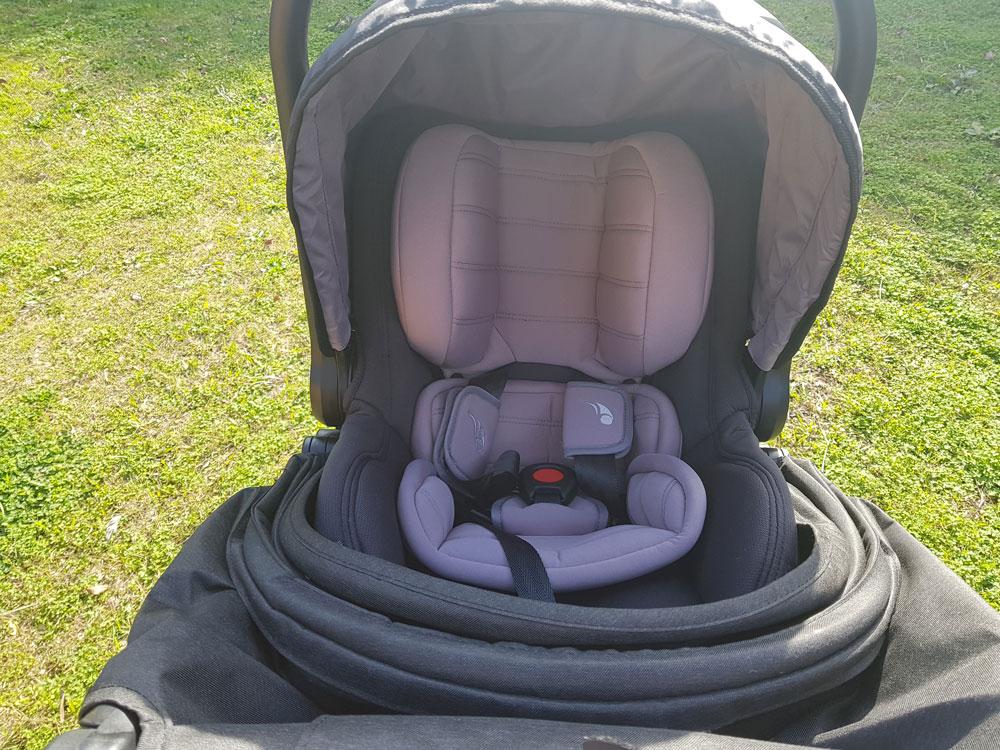 baby jogger go baby capsule