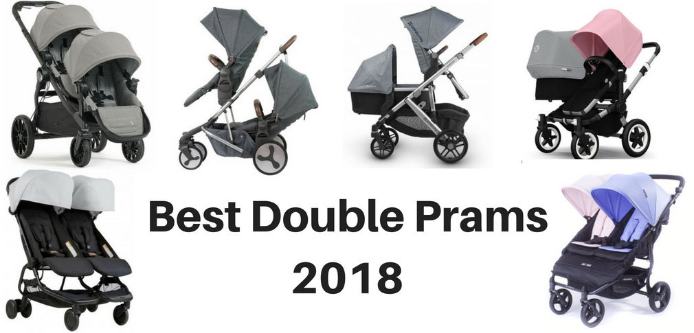 Photo of Best Double Prams 2018