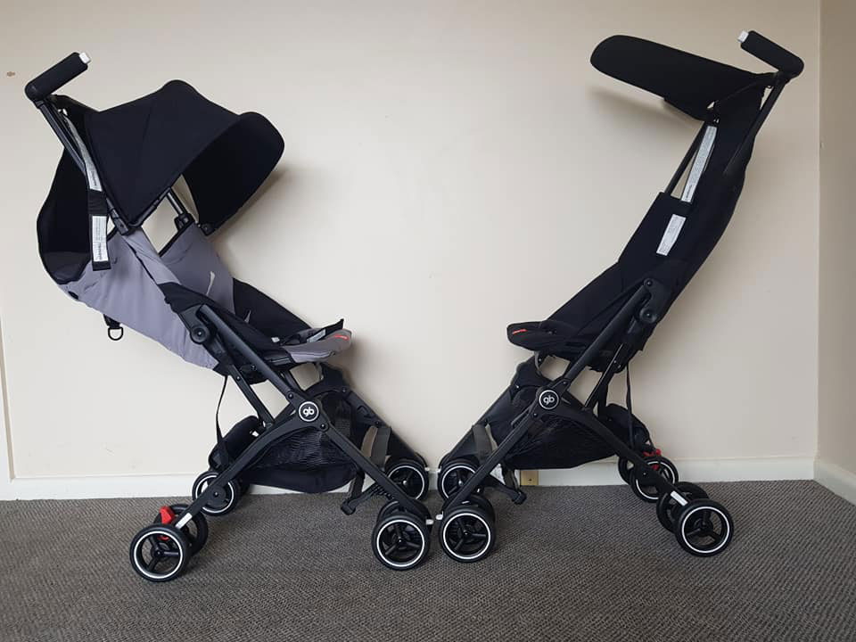 Photo of GB Pockit vs the GB Pockit+ Pram Review (Plus Video Review)