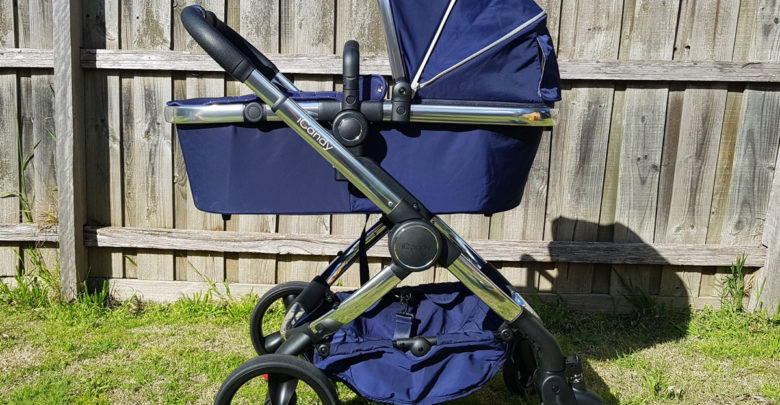 Photo of ICandy Peach 2018 Pram Review