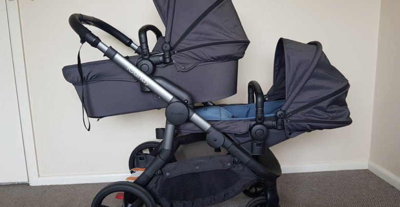 Photo of ICandy Orange Pram Review