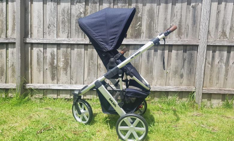 Photo of ABC Design Salsa 3 2019 Review – Great Parenting Facing 3-Wheel Pram