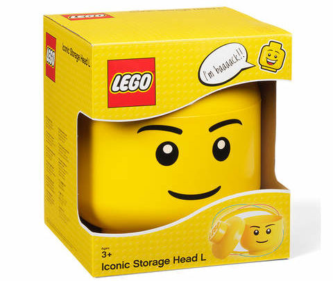 Photo of Lego Sort and Store Head Review