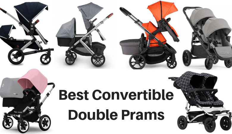 Photo of Best Single To Double Convertible Double Prams 2019