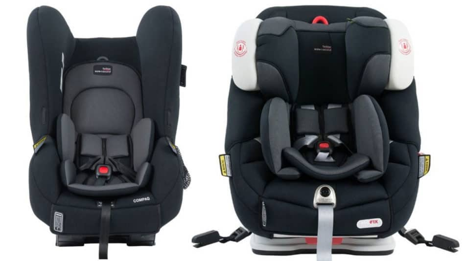 choosing the best car seat for safety