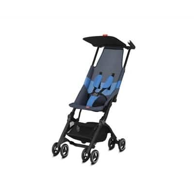 Pockit Air All-terrain 2019 Stroller. Night Blue