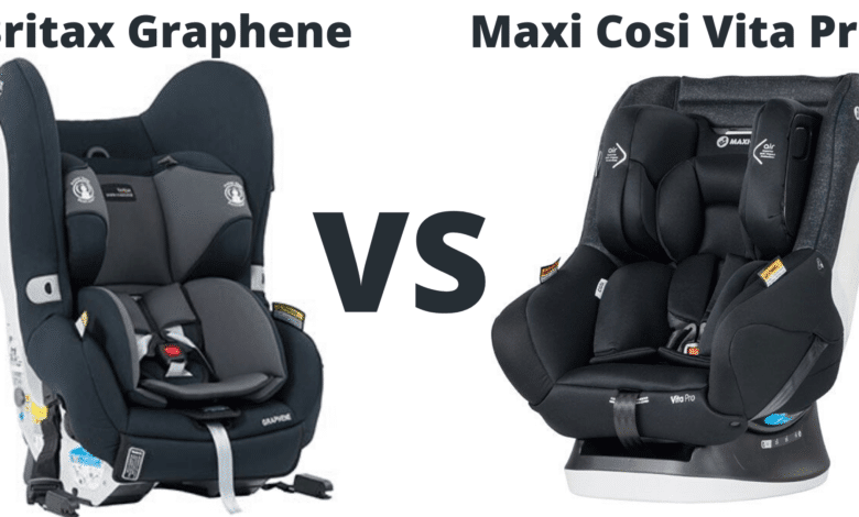Photo of Which Is Better? Britax Graphene OR Maxi Cosi Vita Smart?