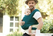 Photo of Moby Wrap Review – Sweet, Simple, Affordable Babywearing
