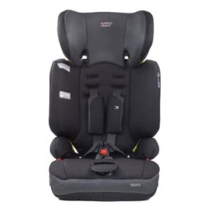 Mother's Choice Spark Convertible Booster Seat - Black