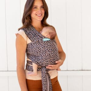 Moby Classic Wrap Leopard