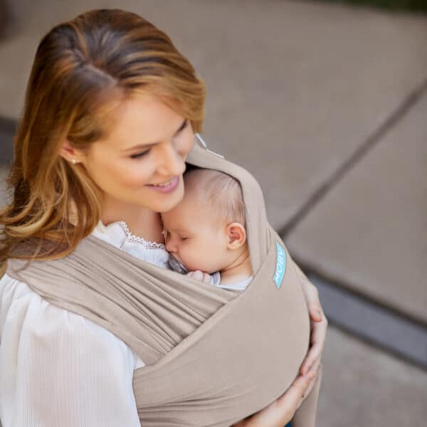 Moby Elements Wrap Taupe