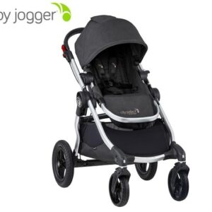 Baby Jogger City Select 2019 Stroller - Silver/Jet